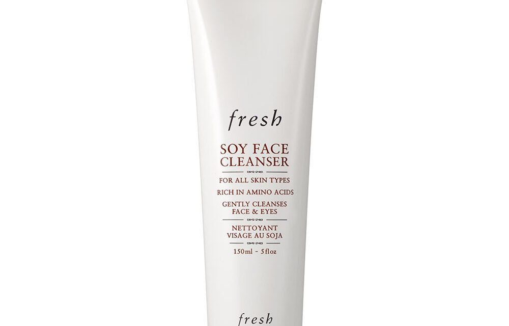 Fresh Soy Face Cleanser Review